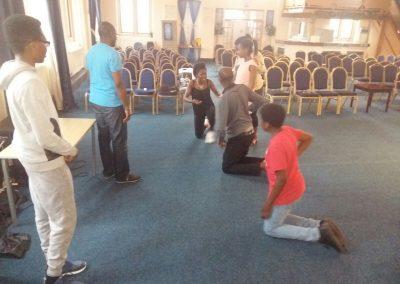 TNM Drama rehearsal 2
