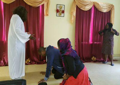 TNM ministering_northampton Jesus scene